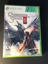 Dungeon Siege III [ XBOX ONE Compatible ] (XBOX 360) NEW