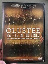 "NEW ""Olustee Battle In The Pines"" Florida Civil War 150th anniversary battle DVD"