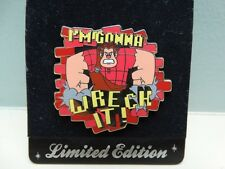 DISNEY STORE LE 400 WRECK IT RALPH LIMITED EDITION PIN EUROPE UK RELEASE
