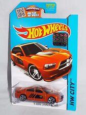 Hot Wheels 2015 FACTORY SET 1/450 KROGER Showdown Fast 4 '11 Dodge Charger R/T