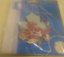 NBA Toronto Raptors Aminco Pin New in Package