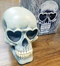 SDCC Ron English POPAGANDA Huge Heart Skull Mindstyle Collectorsmates LE 50