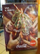espositore publicitario COCA COLA in plecsi plastica