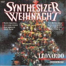 Leonardo - Synthesizer Weihnacht - CD -