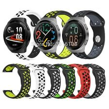 For Huawei Watch GT 2e Replacement Silicone Sports Band Strap