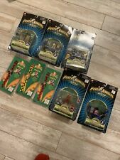 Vintage Power Rangers Neo Micro lot