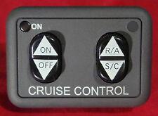 Rostra 2509617 Cruise Control Kit 07-17 Chevy Silverado & GMC Sierra w Dash Mt.