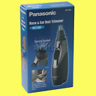 Panasonic ER-430K Wet Dry Vacuum Nose Ear Hair Trimmer Clipper Battery Operated