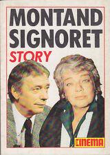 C1  MONTAND SIGNORET Story ILLUSTRE Grand Format