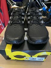 Adidas Energy Boost Running Shoes Black,White,yellow Men's Size 9 CQ1762