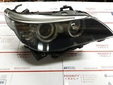2006-2007 BMW 550i Right Front Passenger Headlight Xenon HID GOOD SHAPE