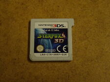 NINTENDO 3DS GAME / STARFOX 64 3D (CARTRIDGE ONLY)