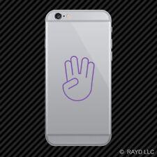 (2x) Spocker Cell Phone Sticker Mobile shocker many colors