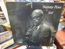 Sammy Price : fire - 1975 -  Black and blue GP 346