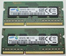 4GB (2x2GB) DDR3L PC3L-12800S 1600 MHz Laptop SODIMM RAM Memory Upgrade 204-Pin