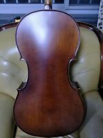 hand made  electric cello 4/4 size,great tone shape , 5 string electric cello
