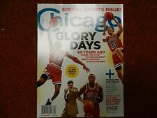 Chicago Magazine April 2011 Special Sports Issue Inside The Greatest Run Bulls