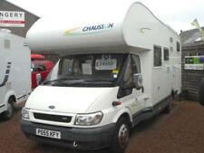 Ford Diesel Campers, Caravans & Motorhomes with Driver Airbag