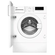 Beko WIY72545 7Kg 1200 Spin Built In Washing Machine LED Display 15 Programmes
