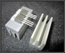 Kühlkörper Heatsink Aluminium Alu 43x24x19 TO220 TO247 Gehäuse 2 Stück