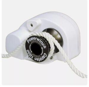 New Powerwinch Capstan 1000 Winch P77099