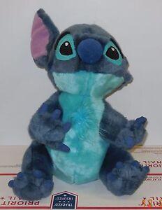 "Disney Store Exclusive 14"" Stitch plush toy Rare"