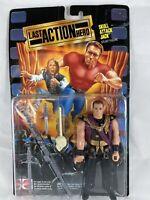 Mattel 1993 - Last Action Hero - Skull 💀 Attack Jack Action Figure R20