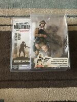 "McFarlane's Military Redeployed ""Army Desert Infantry"", Series 1, 2005 MOC"