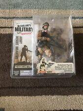 "McFarlane's Military Redeployed ""Army Desert Infantry"", Series 1, 2005 MOC"