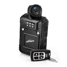Rugged/Water Resistant HD Body Camera Compact Wireless Night Vision 32GB Police