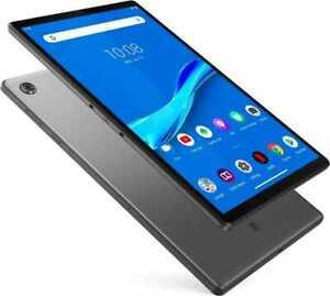 "Lenovo Tab M10 Plus Tablet 10.3"" 128 GB Wifi Android Pie silver ideale LEZIONI"