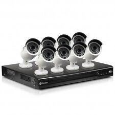 New Open Box Swann CONV8-A4MP8C-US 8 Channel 4MP HD NVR w 2TB & 8 x 4MP Cameras