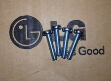 4x stand fixing screws LG 55LM620T