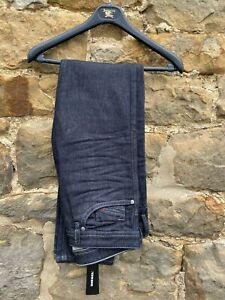 "DIESEL Men's THOMMER 087AN STRETCH Blue Denim Jeans SLIM W30"" L32"" BNWT RRP £130"