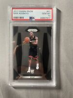 2017-18 RC Rookie Prizm Base #51 Bam Adebayo PSA 10 GEM MINT