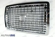 2004 - 2013 VOLVO VNL Front Grille Grill ALL Chrome NEW W/ bug INSECT Screen