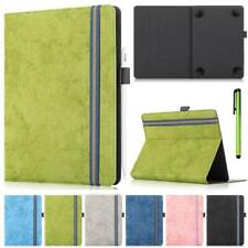 Protective Leather Stand Case Cover fr Samsung Galaxy Tab 3 4 E Lite 7.0 8.0 9.6