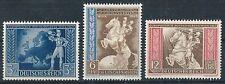 DR 1942 - Europäischer Postkongress Wien - Mi. 820-822 **