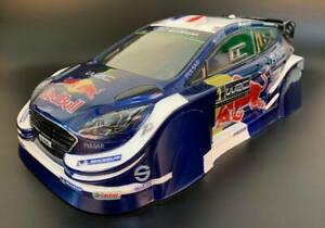 TM218 Ford Fiesta bull 210mm M-chassis body shell