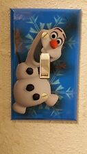 Olaf Frozen- Decorative Light Switch Wall Plate Cover