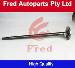 Fred Rear Axle Shaft Left Fits For Land Cruiser HDJ80.42312-60080 FJ80.(Drum Bra