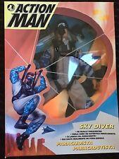 Hasbro 1996 action man Sky Diver avec parachute New BOXED