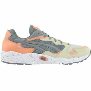 ASICS Men's Gel-Diablo Running Shoes Stone Grey / Stone Grey Size 8