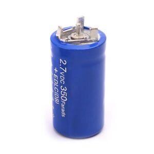 DC 2.7V 350F Super Capacitor Farad Capacitors Volume 35x60mmElectrical Component