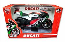 MAISTO 1:6 MOTORCYCLE WORLD CYCLE SERIES - DUCATI ITALY 32226IT