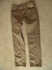 LEVI'S 511 Slim Tan Jeans - Size 12 reg (W26 X L26)