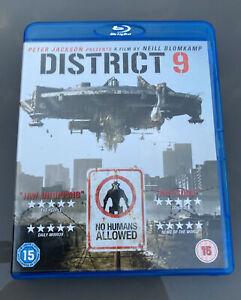 District 9 (Blu-ray, 2009)