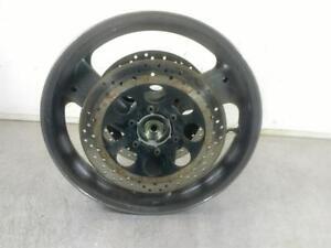 QINGQI qm 125 stealth 2011 Wheel Front