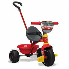 SMOBY Be Move Disney Cars 3 Triciclo Trike Bike NUOVO