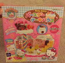 Sanrio Hello Kitty Sweets world BIRTHDAY Cake House Plush Trinkets